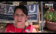 ACLU Supports St. Pete Pride Parade 2012
